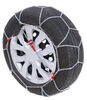 konig tire chains class s compatible self-tensioning low-profile snow - diamond pattern d link cg9 size 105