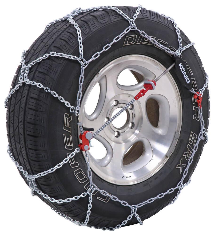 Tire Chains TH2004705255 - Deep Snow - Konig