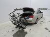 0  hitch bike racks thule tilt-away rack fits 1-1/4 inch th23jv