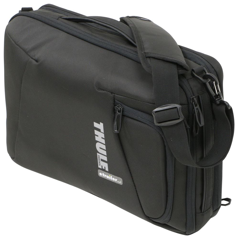 Thule Accent Laptop Bag With Ipad Sleeve Black Thule Laptop Bags And Cases Th3203625