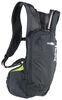 thule backpacks hiking hydration unisex vital backpack - 1.75 liter reservoir obsidian 3 liters
