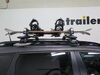 Thule Snowsport Ski and Snowboard Carrier - 6 Pairs of Skis or 4 Boards Aero Bars,Elliptical Bars,Factory Bars,Round Bars,Square Bars TH32WV