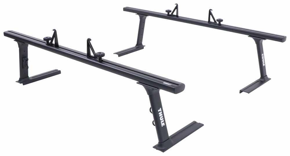 Thule Xsporter Pro Mid Overland Truck Bed Rack - Aluminum - 600 lbs Heavy Duty TH34RR