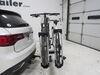 0  hitch bike racks thule platform rack fits 1-1/4 and 2 inch helium - hitches tilting wheel mount