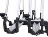 "Thule Helium 2 Bike Platform Rack - 1-1/4"" and 2"" Hitches - Tilting - Wheel Mount 2 Bikes TH44VR"