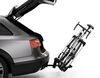 "Thule Helium 2 Bike Platform Rack - 1-1/4"" and 2"" Hitches - Tilting - Wheel Mount Bike and Hitch Lock TH44VR"