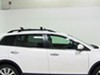 Roof Rack TH450R - Locks Not Included - Thule on 2010 Mazda CX-9