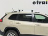 Roof Rack TH450R - Locks Not Included - Thule on 2014 Jeep Cherokee