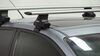 Rapid Traverse Feet for Thule Crossbars - Naked Roof - Qty 4 Locks Not Included TH480R on 2008 Mazda 6