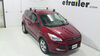 Roof Rack TH480R - 4 Pack - Thule on 2014 Ford Escape