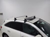 Thule Locks Not Included Roof Rack - TH480R on 2016 Acura MDX
