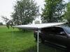 0  car awning thule roof rack mount driver side passenger hideaway - waterproof 12' 3 inch long x 8' wide
