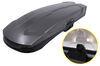 thule roof box aero bars elliptical factory round square th613500