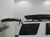 Thule Vector Alpine Rooftop Cargo Box - 13 Cubic Ft - Gloss Black Dual Side Access TH613501 on 2020 Chevrolet Tahoe