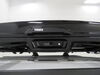 TH613501 - Dual Side Access Thule Roof Box on 2020 Chevrolet Tahoe