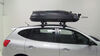 TH614 - Medium Capacity Thule Roof Box on 2013 Nissan Rogue