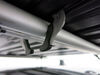 Thule Pulse Medium Rooftop Cargo Box - 14 cu ft - Matte Black Medium Capacity TH614 on 2013 Nissan Rogue
