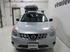 Thule Aero Bars,Factory Bars,Square Bars,Round Bars,Elliptical Bars Roof Box - TH614 on 2013 Nissan Rogue