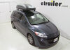 Roof Box TH615 - Passenger Side Access - Thule on 2012 Mazda 5