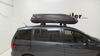 Thule Black Roof Box - TH615 on 2012 Mazda 5