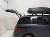 Thule Pulse Large Rooftop Cargo Box - 16 cu ft - Matte Black Black TH615 on 2012 Mazda 5