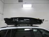 TH629706 - Large Capacity Thule Roof Box on 2019 Volkswagen Tiguan
