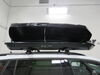 TH629706 - Medium Length Thule Roof Box on 2019 Volkswagen Tiguan