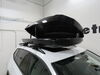 Thule Medium Length Roof Box - TH629706 on 2019 Volkswagen Tiguan