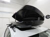 TH629706 - Black Thule Roof Box on 2019 Volkswagen Tiguan