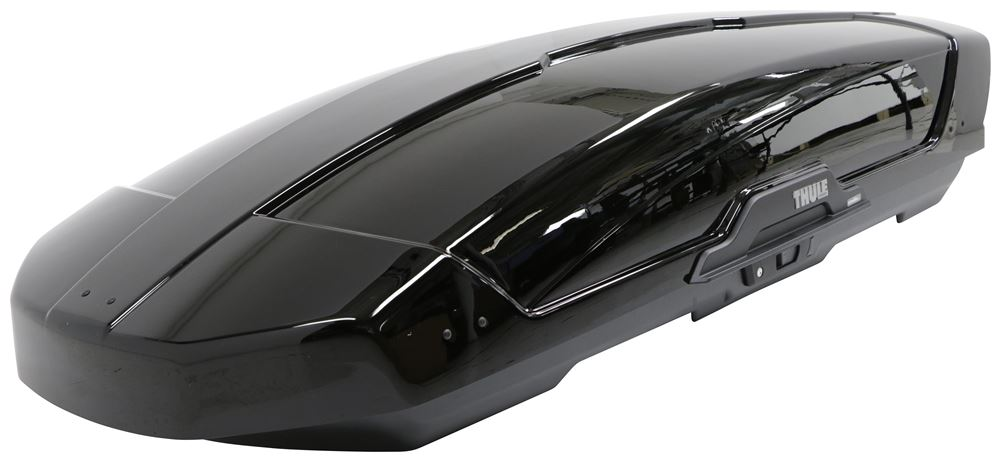 Thule Motion XT Rooftop Cargo Box - 18 cu ft - Black Glossy Black TH629806