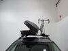 0  roof box thule dual side access force xt sport rooftop cargo - 11 cu ft black aeroskin