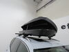 TH6356B - Dual Side Access Thule Roof Box on 2018 Volkswagen Tiguan