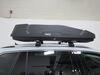 Thule Force XT Sport Rooftop Cargo Box - 11 cu ft - Black AeroSkin Aero Bars,Factory Bars,Square Bars,Round Bars,Elliptical Bars TH6356B on 2018 Volks