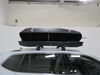2018 volkswagen tiguan roof box thule aero bars factory square round elliptical on a vehicle