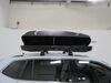 TH6356B - Medium Length Thule Roof Box on 2018 Volkswagen Tiguan