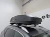 0  roof box thule aero bars factory square round elliptical dual side access th6356b