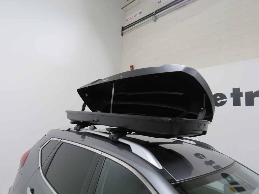 Thule Force XT Sport Rooftop Cargo Box - 11 cu ft - Black ...