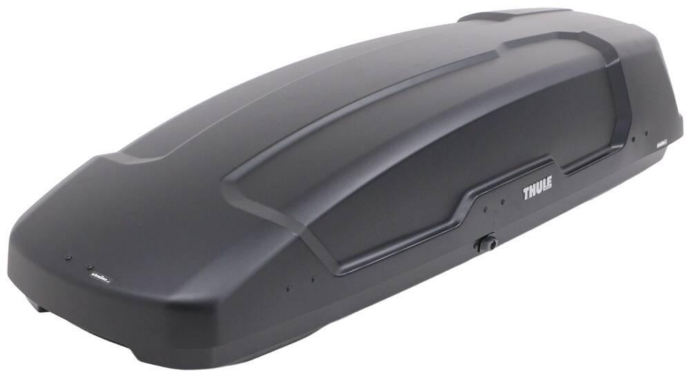 TH6356B - Black Thule Roof Box