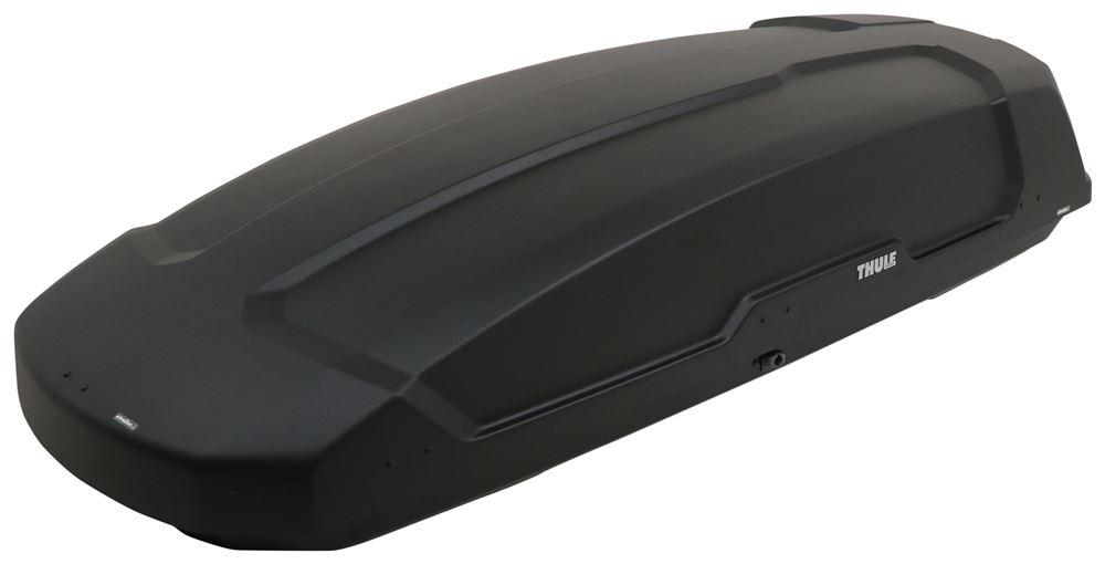 Thule Force XT XXL Rooftop Cargo Box - 22 cu ft - Black AeroSkin Black TH6359B