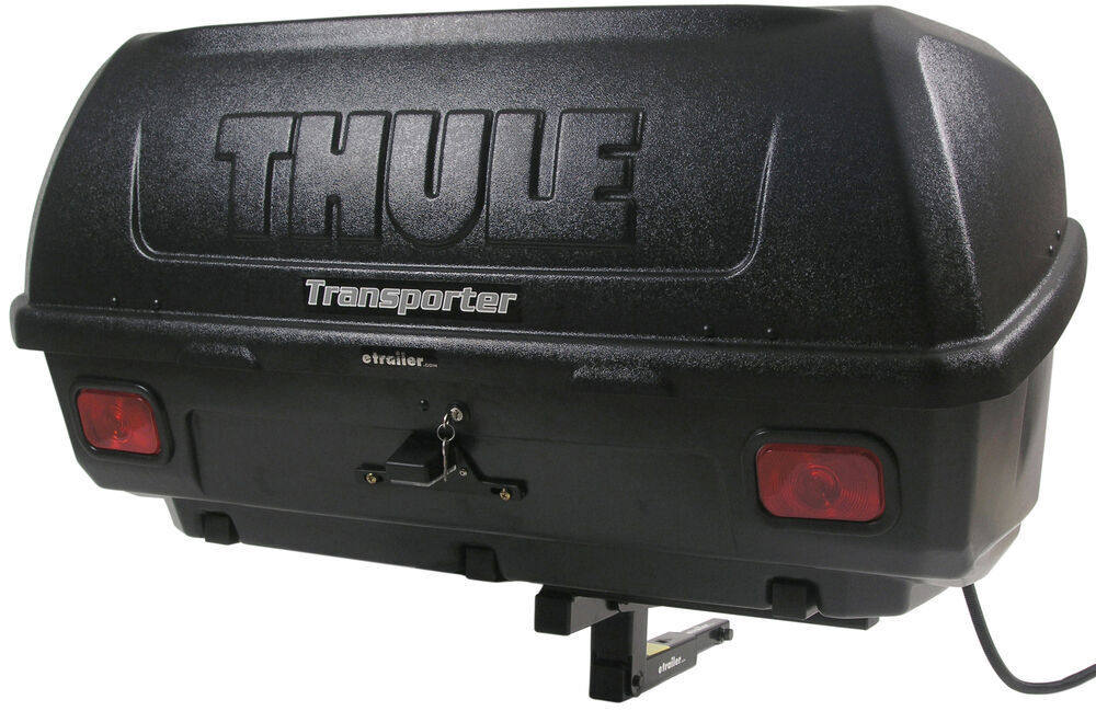 Thule Fits 1-1/4 Inch Hitch,Fits 2 Inch Hitch,Fits 1-1/4 and 2 Inch Hitch Hitch Cargo Carrier - TH665C