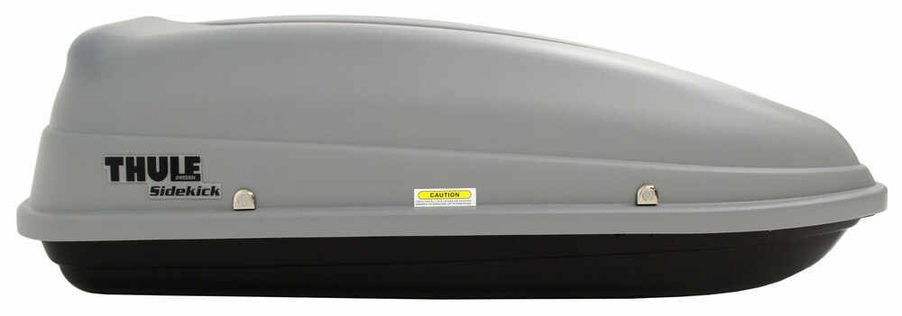 TH682 - Gray Thule Roof Box