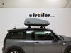 Thule Roof Box - TH682 on 2010 Mini Clubman