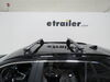 TH711220 - Black Thule Crossbars on 2020 Toyota RAV4