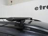 Thule Black Roof Rack - TH711420 on 2019 Subaru Crosstrek