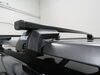 Thule 47 In Bar Space Roof Rack - TH712200 on 2019 Jeep Cherokee