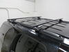 "Thule SquareBar Evo Crossbars - Steel - 60"" Long - Qty 2 60 In Bar Space TH712500 on 2012 Chevrolet Tahoe"