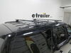 Thule Black Roof Rack - TH712500 on 2012 Chevrolet Tahoe