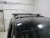 Thule Crossbars - TH712500 on 2012 Chevrolet Tahoe