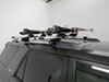 0  ski and snowboard racks thule roof rack 4 pairs of skis 2 snowboards snowpack & carrier - or boards silver