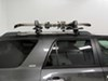0  ski and snowboard racks thule clamp on - quick 4 pairs of skis 2 snowboards th7324